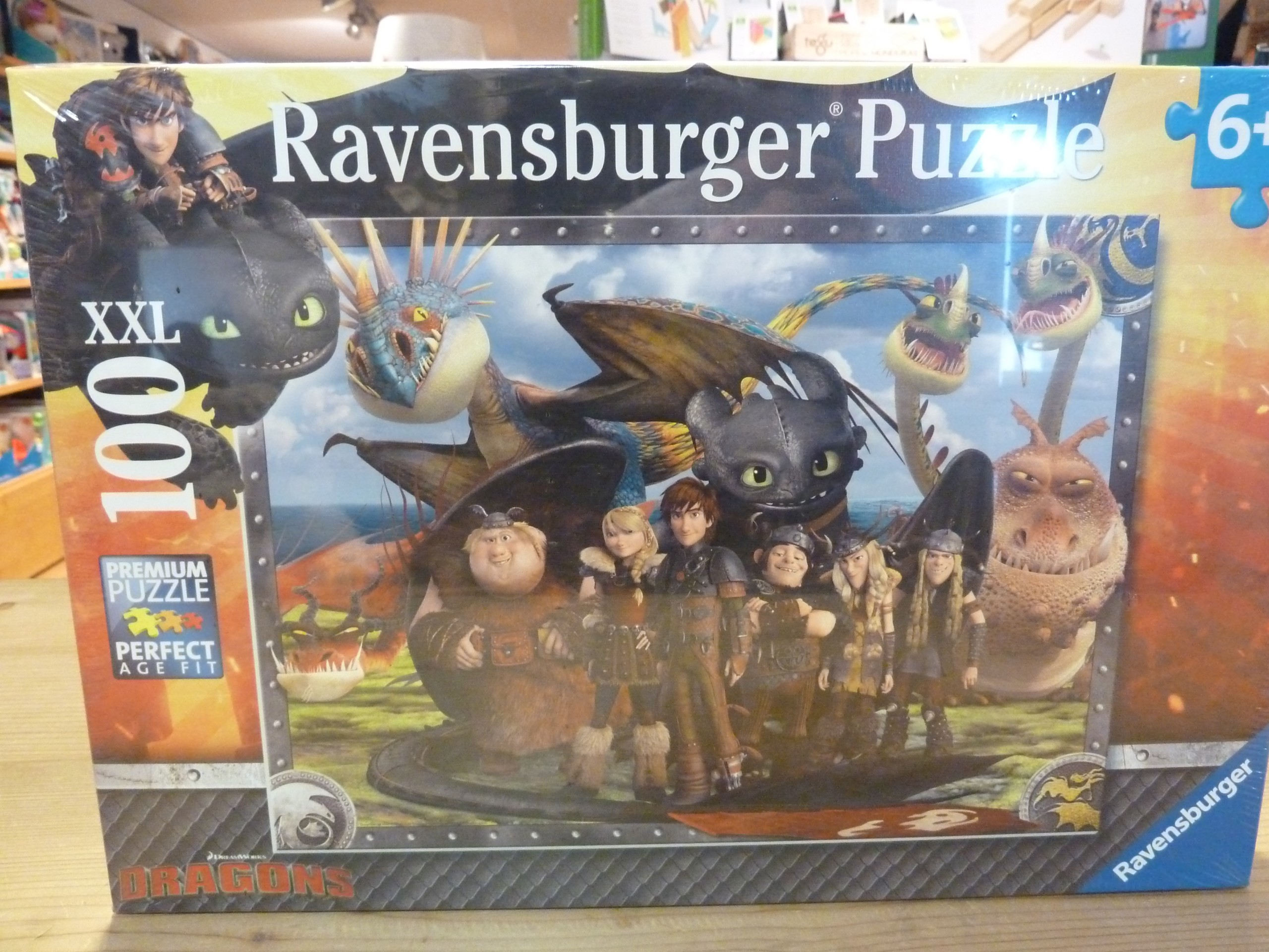 Puzzle Ravensburger - Toy's World
