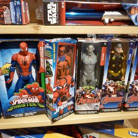 Spiderman - Toys World
